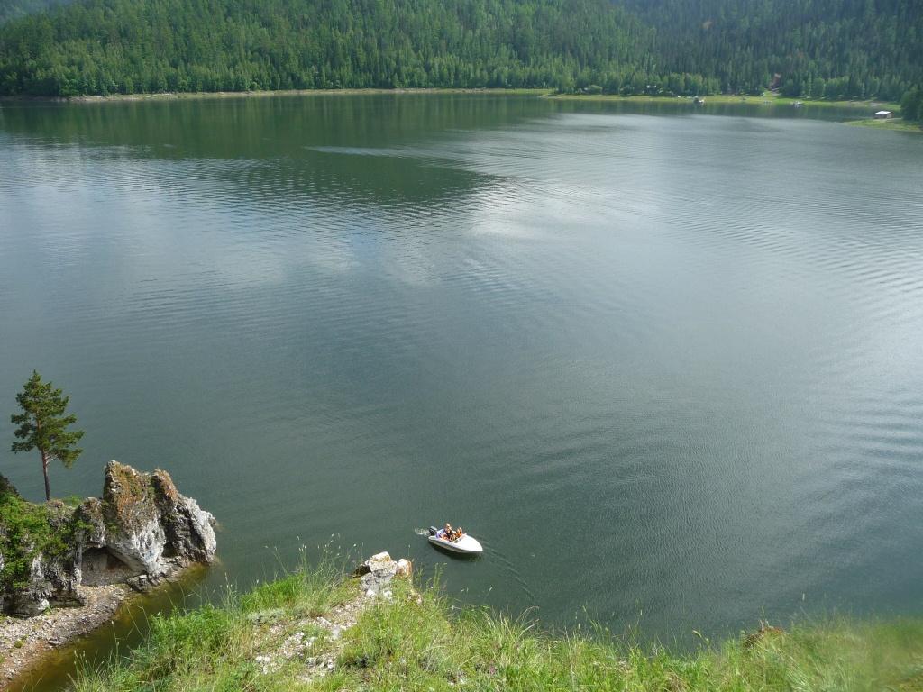 Красноярское море