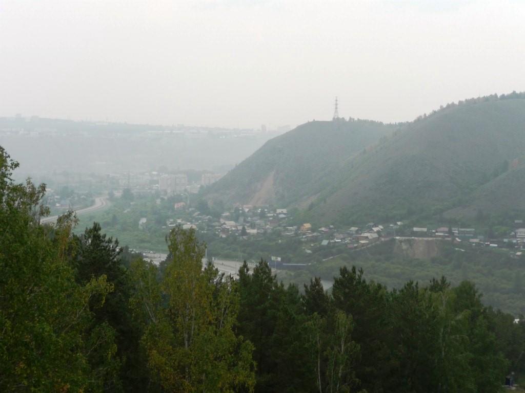 Бобровый лог, Красноярск